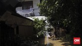Kemudian ada Kelurahan Balekambang, Kelurahan Bidara Cina, Kelurahan Cawang dan Kelurahan Kampung Melayu. (CNN Indonesia/Adhi Wicaksono)