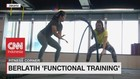 VIDEO: Mencoba Ragam Gerakan 'Functional Training'