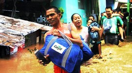 Waspada Bencana Banjir DKI Jakarta