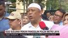 VIDEO: Eggi Sudjana Penuhi Panggilan Polda Metro Jaya