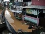 Banjir DKI Jakarta, Volume Sampah Lebih dari 170 Ton