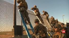VIDEO: AS Bakal Kirim Pasukan Tambahan ke Perbatasan Meksiko