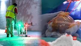 VIDEO: Dengan <i>Drone</i>, Transplantasi Organ Lebih Cepat