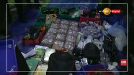 VIDEO: Polisi Sri Lanka Sita Peledak dalam Operasi Pasca-bom
