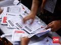 KPU Jawa Barat Rekap Suara Pemilu 2019 di Provinsi 8 Mei