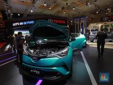 Toyota Janji Mau Investasi Rp28 T Bikin Mobil Listrik di RI