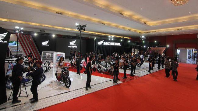 Honda Bawa 31 Motor ke IIMS 2019, Disebar di Lima Zona
