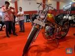 Ini Motor RI-1 yang Pernah Dikendarai Soeharto Hingga Jokowi