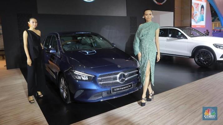 Mercy dan BMW sama-sama berminat produknya dipilih sebagai mobil RI-1.