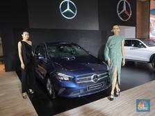 Ditantang BMW, Mercy Sudah Punya Calon Lain Mobil RI-1 Jokowi
