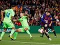 Hasil Liga Spanyol: Lionel Messi Antar Barcelona Juara