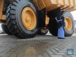 Harga Batu Bara Turun, Impor Alat Berat Anjlok 51%