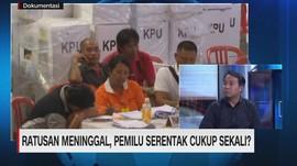 VIDEO: Ratusan Meninggal, Pemilu Serentak Cukup Sekali? (2/2)