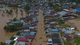 Banjir Bengkulu Renggut 29 Korban Jiwa, 13 Orang Hilang
