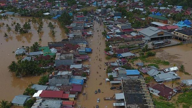 Suhu Bumi Naik 1 Derajat, Bencana di Indonesia Makin Marak