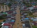 JK Sebut Banjir Bengkulu akibat Aktivitas Tambang