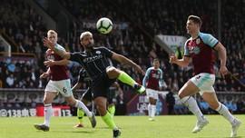 Aguero Samai Rekor Henry di Liga Inggris
