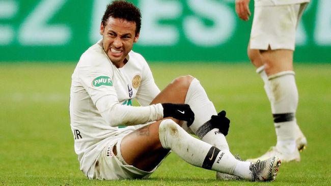 Banyak Kasus, Harga Neymar Terjun Bebas