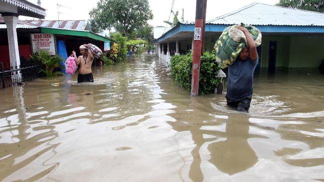 Korban Meninggal Banjir-Longsor Bengkulu Tembus 30 Orang