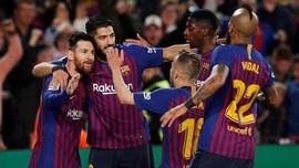 Copa del Rey, Pertaruhan Reputasi Barcelona
