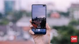 Samsung Umumkan Sensor Kamera 64 MP