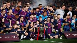 Barcelona Jual 10 Pemain Demi Beli Griezmann dan De Ligt