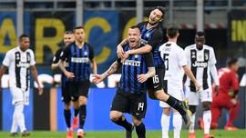 Tiket Inter Milan di Serie A Ludes Terjual