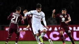 Hasil Liga Italia: AC Milan Takluk 0-2 dari Torino