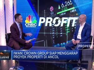 Crown Group Kaji Opsi IPO Saham di BEI