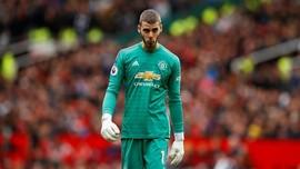 Man United dalam Tekanan Jual De Gea