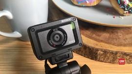 VIDEO: Sony RX0 II Kamera Aksi Teringan dan Terkecil di Dunia