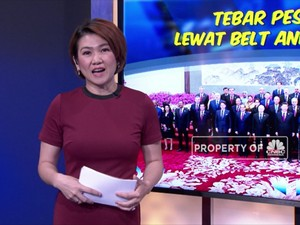 Tebar Pesona China Lewat Belt and Road Initiative