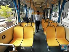 Seperti Jerman, Jakarta Bakal Punya O-bahn Gantikan Busway?