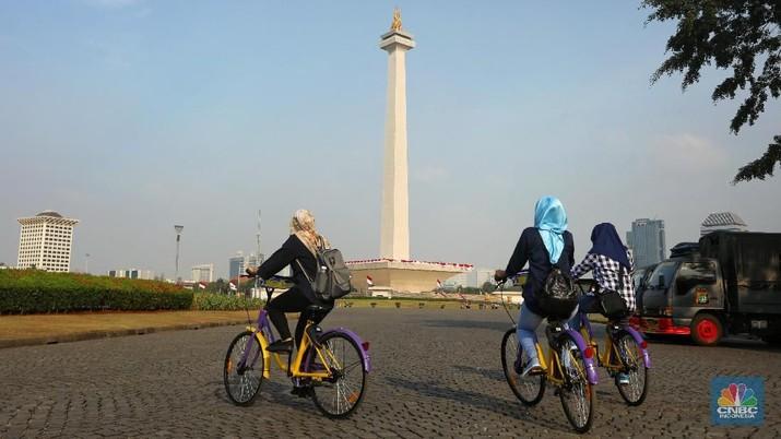 Rencana pemindahan Ibu Kota dari Jakarta ke 'Kota Baru' makin diseriusi Pemerintahan Joko Widodo (Jokowi).