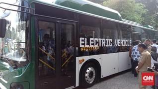 Pengamat: Transportasi Bus Listrik Butuh Kemauan Pemerintah