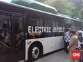 Bus Listrik Anak Bangsa Diproduksi di Kudus