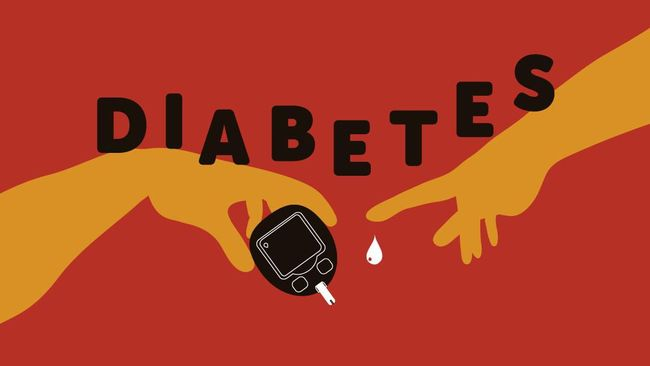 Orang Pendek Rawan Terkena Diabetes Tipe-2