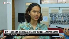 VIDEO: ICW: Pengembalian Aset Koruptor Belum Maksimal