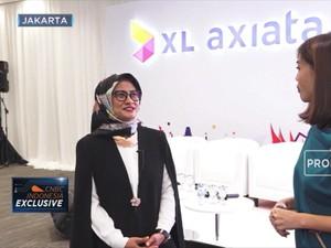 Strategi Bisnis XL Axiata dengan Capex Rp 7,5 T