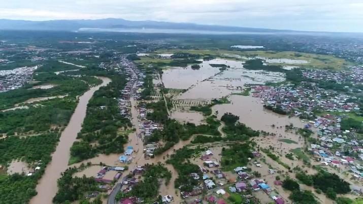 Korban Banjir dan Longsor di Bengkulu, 29 Orang Meninggal