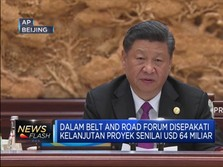 China Gelar Belt and Road Forum 2019