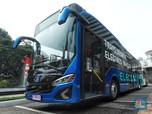 Bus Listrik TransJakarta Siap Mengaspal pada Juni 2019