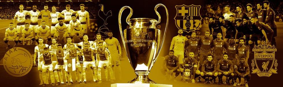 Ronde Pertama Semifinal Liga Champions