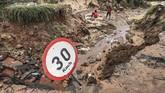 Mozambik kembali diterjang badai lima pekan selepas Badai Idai memporakporandakan negara itu. Kini Badai Kenneth menerjang negara itu. (Photo by STRINGER / AFP)