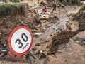 FOTO: Keganasan Badai Kenneth yang Menerjang Mozambik