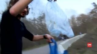 VIDEO: Plogging, Joging Sambil Memungut Sampah ala Swedia
