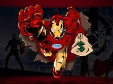 Raup Rp 37 T, Avengers: Endgame Selangkah Lagi Libas Avatar!