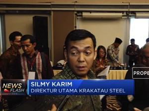 Krakatau Steel Ganti Direksi