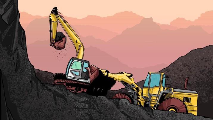 Dalam omnibus law cipta lapangan kerja, terselip beberapa pasal yang memberikan karpet merah untuk taipan batu-bara. Termasuk perpanjangan operasional tambang.