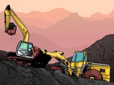 Ini 10 Negara dengan Produksi Batu Bara Terbesar di Dunia